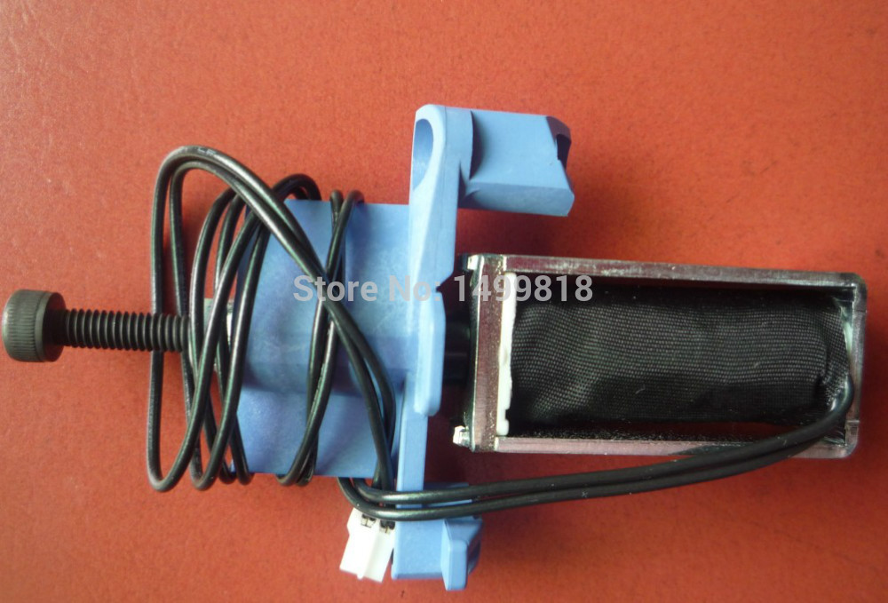 New original solenoid for Epson Pro 4400 4450 4800 4880C 4880 SOLENOID ASSY CR C593 ESL ASP vilaxh paper cutter blade for epson 4880 7800 9600 9880 9800 4800 7880 4000 4400 4450 9400 7600 printer for epson 4880 blade