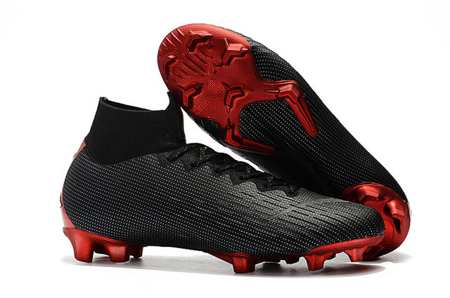 917656183 Wholesale New 2019 ZUSA Superfly VI 360 Elite FG Soccer Shoes Mens High  Ankle Outdoor Football