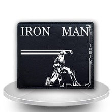 Iron Man iron man short film surrounding wallet wholesale products wholesale film