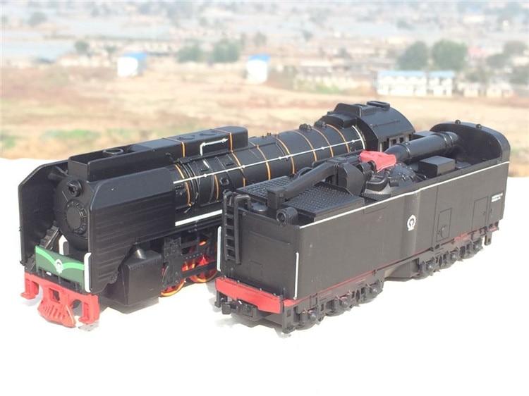Envío libre shenghui vintage aleación modelo de tren de vapor ...