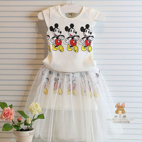 2016 summer toddler girls dress clothing children suit for girl kids brand  cotton clothes set vetement fille conjunto infantils  hssczl girls dress summer 2017 brand kids print floral sleeveless toddler girl children dress flowers fille costume clothes