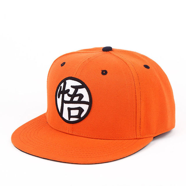 Dragon Ball Z Goku Gorra (3 tipos)