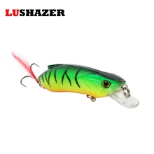 Fishing lure crank 8cm 15g crank bait isca artificial fish wobbler saltwater cheap China products hard bait carp fishing tackle
