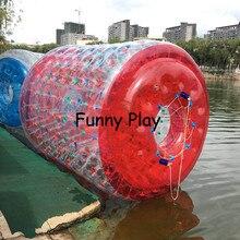 Ходячая вода ролик гигантский надувной хомяк воды игра надувные водные шары ходить надувной шар для катания