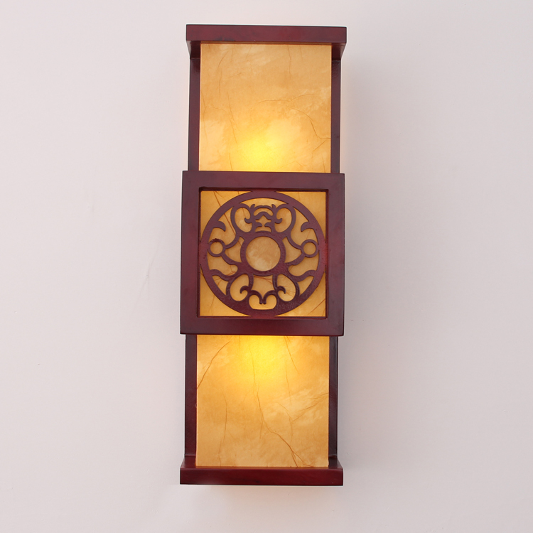 Chinese style antique wooden wall lamp corridor wall lamp wall lamp wall lamp 48cmX15cmChinese style antique wooden wall lamp corridor wall lamp wall lamp wall lamp 48cmX15cm