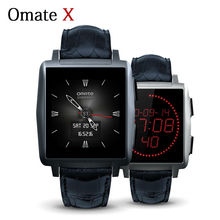 2015 Newest Original Omate X Smart Watch 1 54 Touch Screen Bluetooth 4 0 MT2502 font