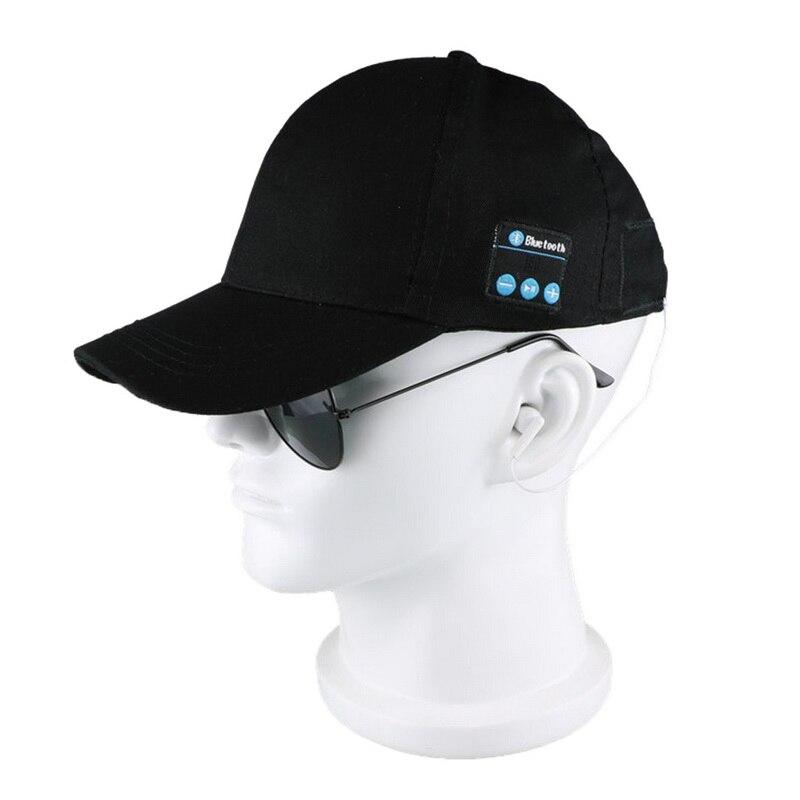 Gutherzig Nibesser Punk Rock Drahtlose Bluetooth Smart Kappe 2018 Neue Kommen Baseball Kappe Headset Kopfhörer Hut Lautsprecher Mic Kappe Dropshipping