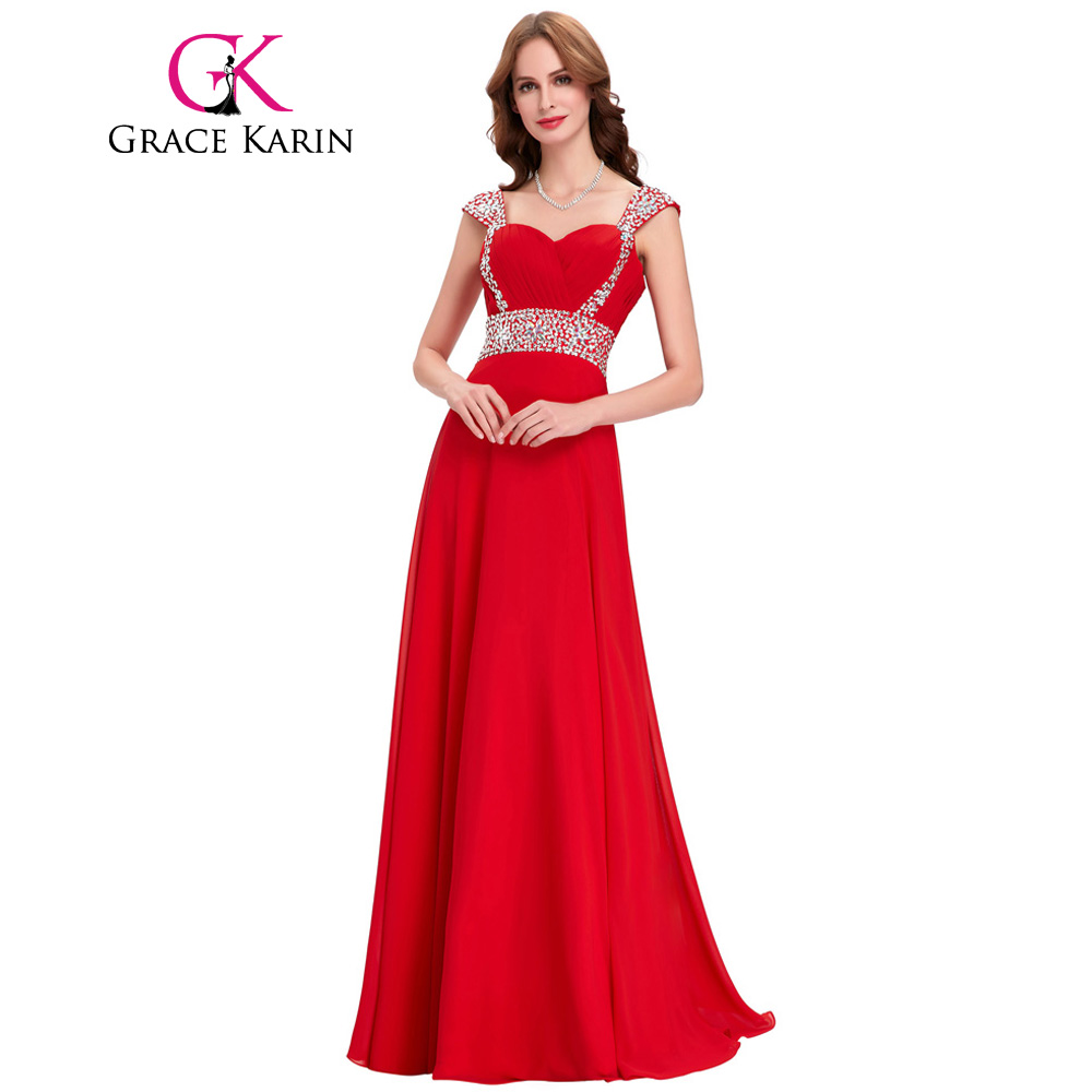 Buy red evening gowns with sequined and get free shipping on AliExpress.com 99646f0016cf