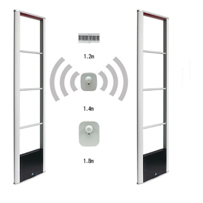 Negozio di vestiti anti-shopliting Eas RF antenna 8.2 mhz sistema di allarme eas TX-RXNegozio di vestiti anti-shopliting Eas RF antenna 8.2 mhz sistema di allarme eas TX-RX