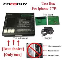 Novecel Caixa display LCD ferramenta LCD Testador/teste Digitador da tela de Toque 3D para o iphone 7 plus 7
