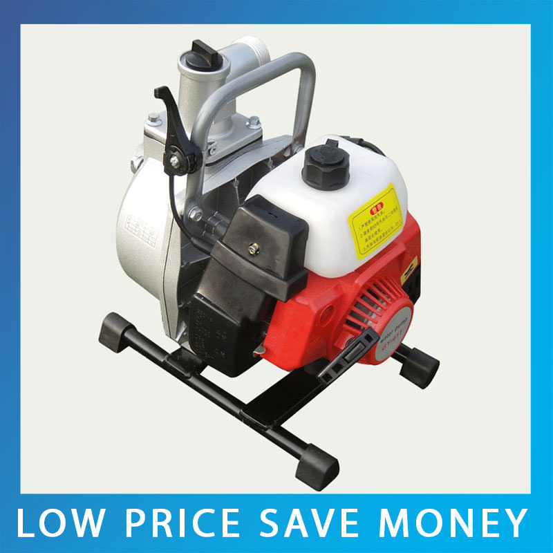 1inch Self-priming Irrigation Water Pumps 1.8kw Garden Pumps Two-stroke Gasoline Water Pumps