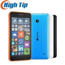 Débloqué Original Nokia Microsoft Lumia 640 Quad-core 8 GB ROM 8MP Windows cellulaire mobile téléphone LTE 4G 5.0 pouce Rénové dropship