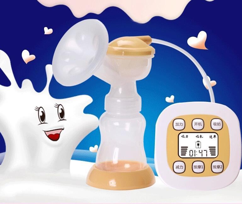 Aliexpresscom  Buy Electric Breast Pump Baby Milk Pump -9221