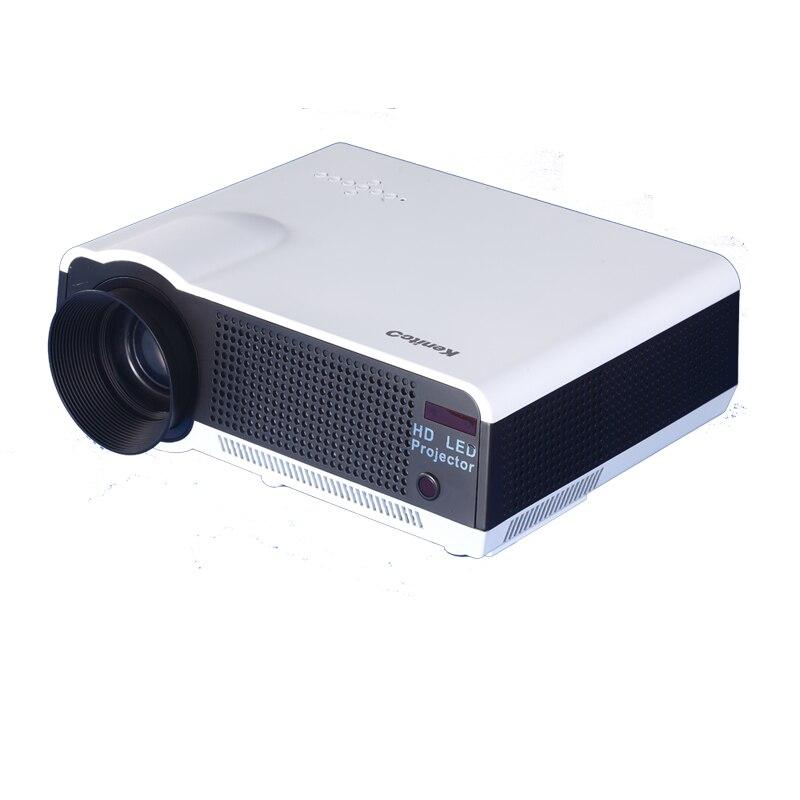 Nueva Wifi 1080 P MULTIMEDIAS del TEATRO CASERO 3D LED PROYECTOR HDMI FULL HD 12