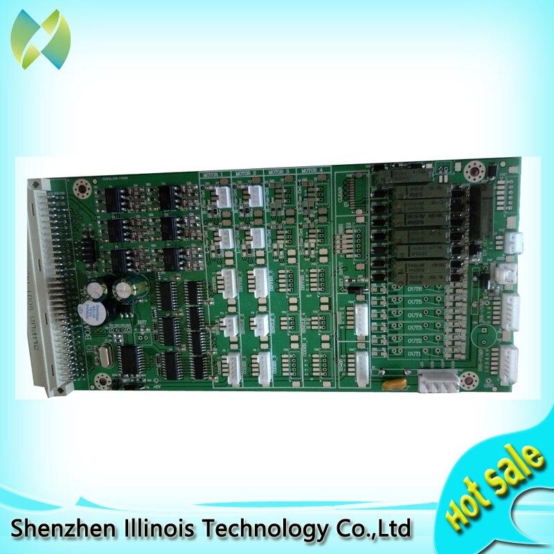 for Toshiba printhead and Coiler main board printer parts