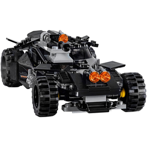 Image 3 - 991 pièces briques Batmobile voiture Batman Super héros modèle blocs de construction garçons cadeaux danniversaire enfants éducatifs assemblée jouets