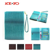 Crocodile PU Leather Cover Case For Alcatel One Touch Pixi 8 Pixi 8 3G 8 Inch