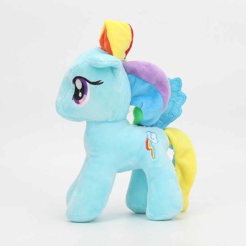 46d094350de ... 22cm My Little Pony Toys Friendship is Magic Princess Cadence Celestria Rainbow  Dash Pinkie Pie Rarity ...