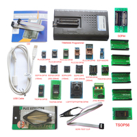 2019 New TNM5000 EEPROM Universal Programmer recorder+18pc adapter for NAND flash/EPROM/MCU/PLD/FPGA/ISP/JTAG,Support K9GAG08U0E