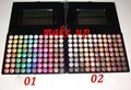 New 88 makeup palette color Metal Mania Eyeshadow Palette powder 88 colors eyeshadow palette