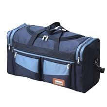 Big Travel Cubes Folding Large Capacity Men Tote Bag Duffle Bags Weekend Unisex T704