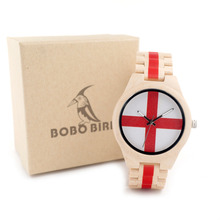 BOBOBIRD 100 Natural All Maple Wood Watches Brand Designer With Japanese 2035 Movement Top Brand Designer