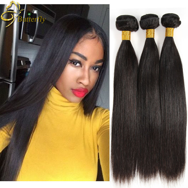 Butterfly queen hair brazillian straight virgin hair unprocessed butterfly queen hair brazillian straight virgin hair unprocessed straight weave cheap human hair bundles with free pmusecretfo Images