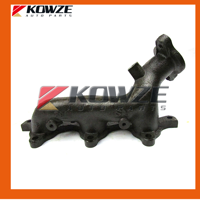Right Exhaust Manifold For Mitsubishi Pajero Montero 3rd III 6G72 3.0 6G74 3.5 2000-2006 MR497482 MR481556