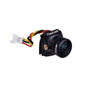 Image 4 - RunCam רייסר 2 FPV מצלמה 700TVL סופר WDR CMOS חיישן 1.8mm/2.1mm FOV 160/145 תואר M8 עדשה PAL/NTSC לfpv מירוץ Drone