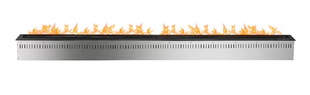 72 Ethanol Fireplace With Black Remote Control Intellgent Wifi