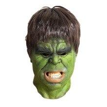 The Avengers Hulk Masque Mask Endgame Helmet Cosplay Superhore Masks Halloween Party Props