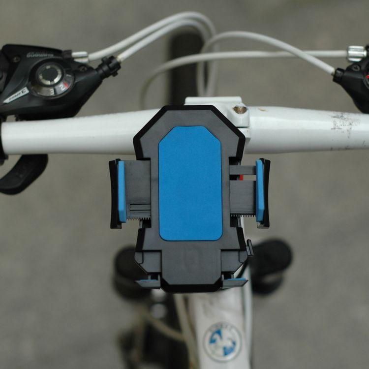 Universal para bicicleta Motor de la motocicleta sostenedor del montaje del telé