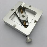 Top quality universal 80x80mm BGA reballing station reball jig stencil holder HT 80 bga reballing station