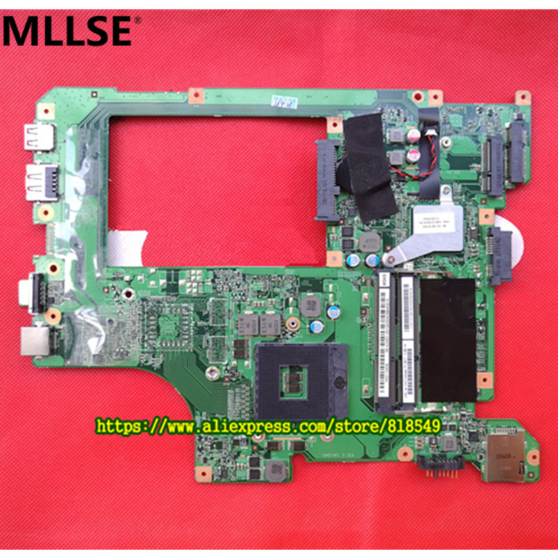 48.4JW06.011 Main Board Fit For Lenovo B560 Laptop Motherboard HM55 HD DDR3 10203-1 LA56