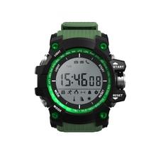 No. 1 f2 ip68 a prueba de agua smart watch bluetooth recordatorio perseguidor de la aptitud podómetro calorías deporte salud dispositivo portátil