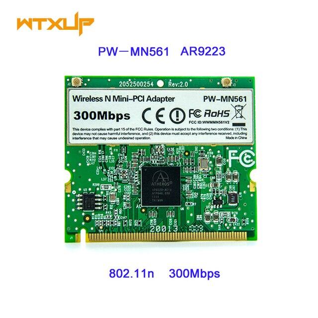 Pci Wlan Karte.Us 7 9 Atheros Ar9223 300 Mbps Mini Pci Wireless N Wifi Adapter Pw Mn561 Mini Pci Wlan Karte Für Acer Asus Dell Toshiba In Atheros Ar9223 300 Mbps