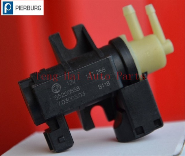 55256638 ОРИГИНАЛ Druckwandler Turbolader Для ALFA ROMEO FIAT IDEA PANDA MAREA LANCIA VAUXHALL OPEL COMBO SIGNUM VECTRA C GTS