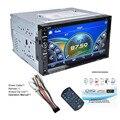 Android 7in 2Din Dupla 800*480 Rádio Do Carro Universal Sem GPS DVD Do Carro de Áudio Estéreo Do Carro Auto Rádio Bluetooth USB FM 45 W * 4