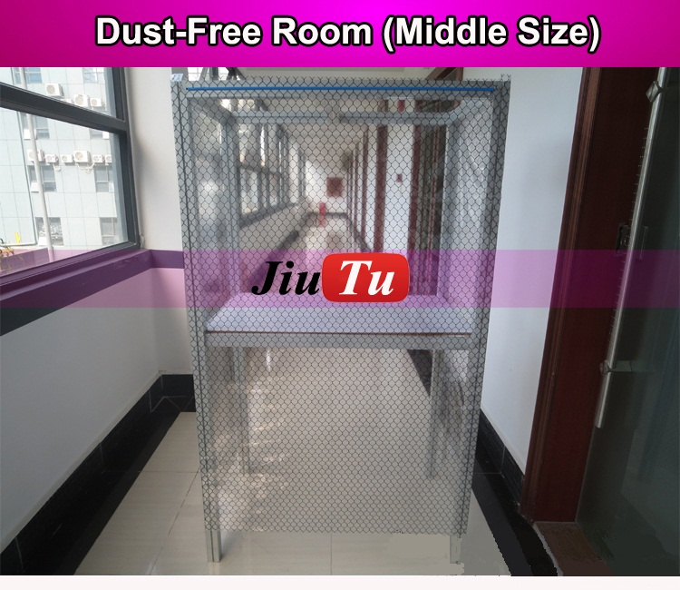 Dismountable Dust free room anti static room for cleaning room anti-static wall for refurbishment dust-free plant (Middle Size) (4)