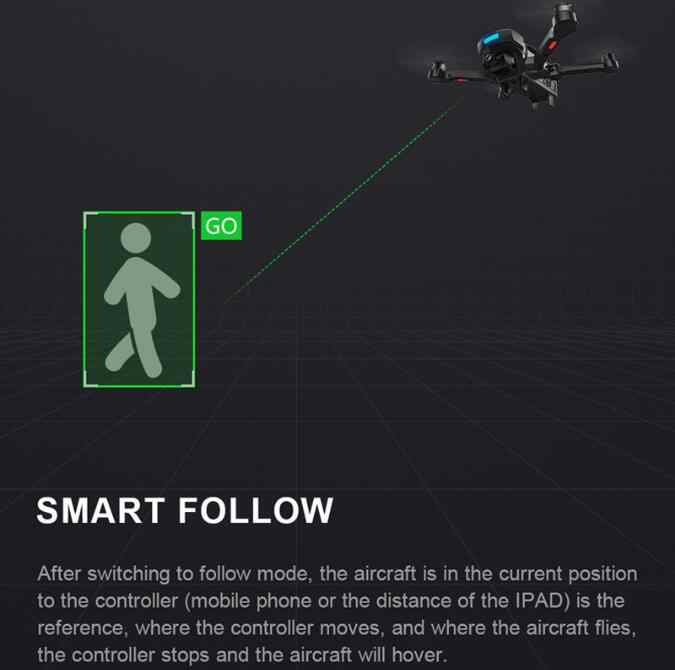 CG033 فرش FPV Quadcopter مع 1080P HD Wifi كاميرا ذات محورين RC هليكوبتر طوي Drone GPS Dron الاطفال هدية vs SG906 f11 برو