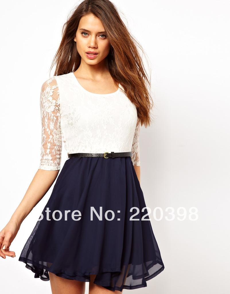 2014 New Women 39 S Fashion Women Dress In The Main European