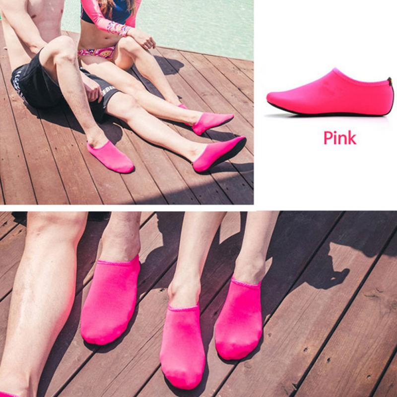 Durable Sole Barefoot Water Skin Shoes  (27)