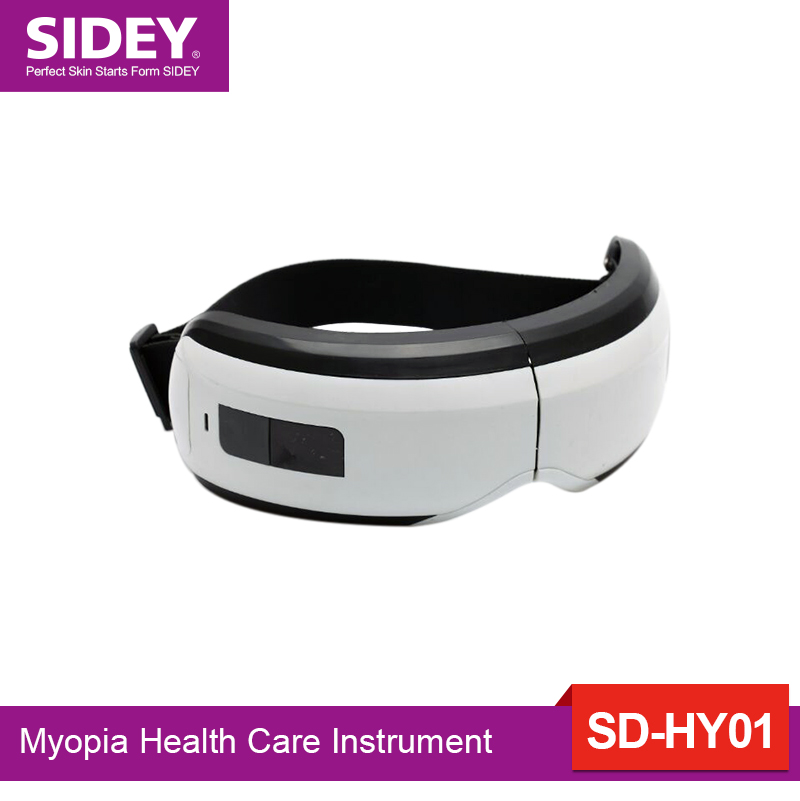 Le plus nouveau masseur électrique de soin d'oeil thérapie d'aimant détendent la Vibration atténuent l'acupression 1 ensemble