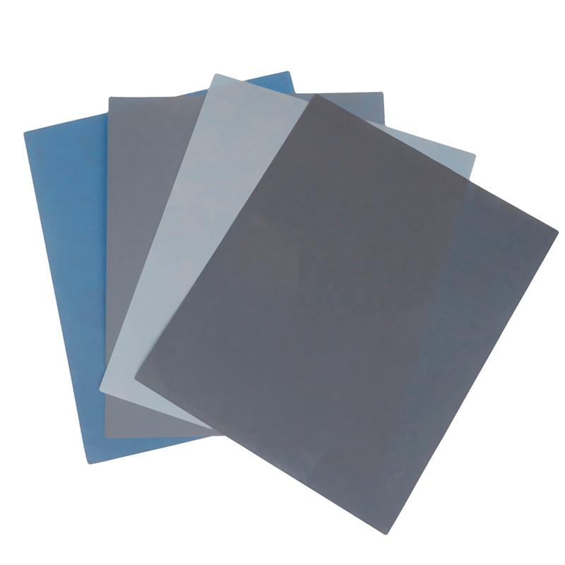 1Pcs Grit 800-5000 Wet And Dry Polishing Sanding Wet/dry Abrasive Sandpaper Paper Sheets Surface Finishing Made