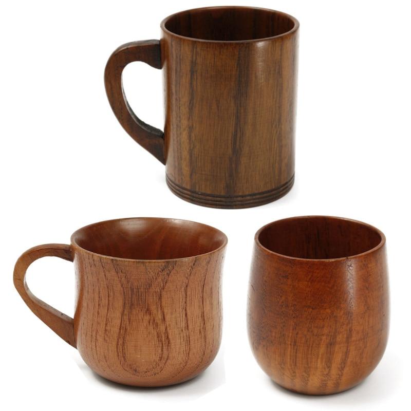 achetez en gros en bois tasses en ligne des grossistes en bois tasses chinois. Black Bedroom Furniture Sets. Home Design Ideas
