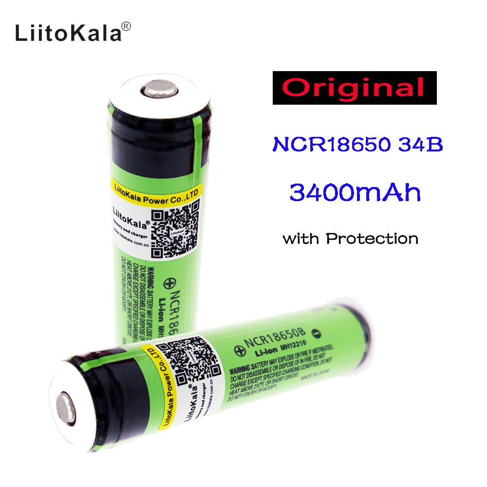Liitokala Hg2 18650 3000mah Electronic Cigarette Rechargeable Protection Circuit Module Pcb For 74v Liion 18500 Battery 2018 8pcs New Protected 3400 Mah Ncr18650b Chargeable 37 V Free
