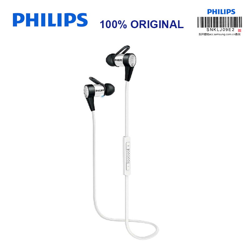 Philips SHB5800 Wireless Earphones with Micro USB NFC Function Ear Hook for Iphone X Iphone 8 8Plus Official Certification fisma certification page 8