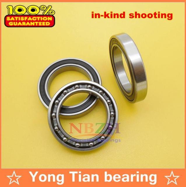 10pcs 6805RD MR25376 61805 6805N 6805-RS ball bearing 25x37x6mm bike bottom bracket repair bearing for HT2 BB51 GCR15 25376 BB86