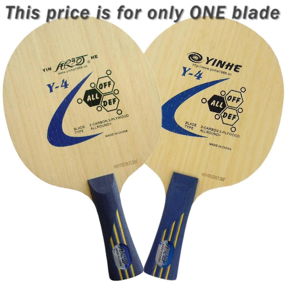 Yinhe Milky Way Galaxy Y-4 Y4 Y 4 table tennis pingpong blade цены онлайн