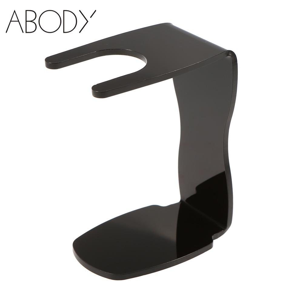Acrylic Men's Shaving Brush Stand Holder For Shaving Razor Bowl For Shaving Razor Bowl Male Shaving Tool 2 Colors